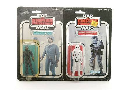 Palitoy Empire Strikes Back Bespin Guard