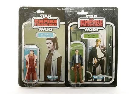 Kenner Empire Strikes Back Han Solo