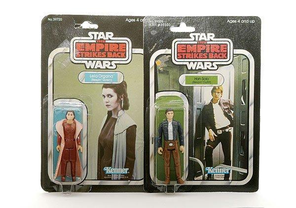 3010: Kenner Empire Strikes Back Han Solo