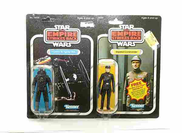 Kenner Empire Strikes Back Imperial Tie Fighter