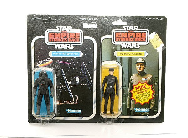 3011: Kenner Empire Strikes Back Imperial Tie Fighter