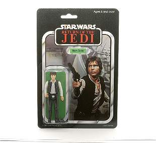 Palitoy Return of the Jedi Han Solo