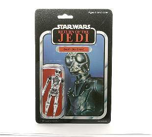 Palitoy Return of the Jedi Death Star Droid