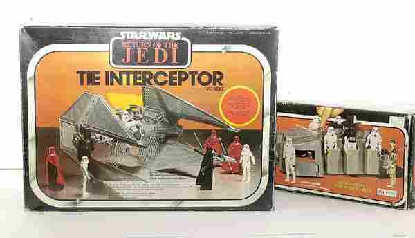 Five Star Wars Return of the Jedi items