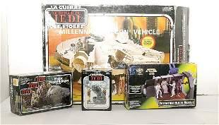 A quantity of Star Wars Return of the Jedi items
