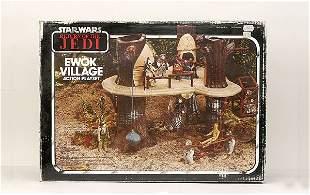 Return of the Jedi Ewok Village Action Playset