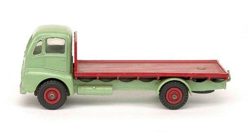 3159: Dinky No.432 Guy Warrior Flat Truck