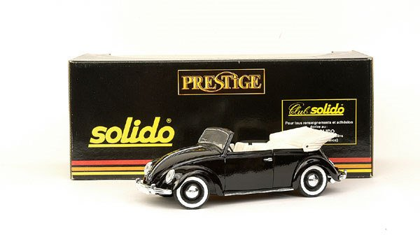 5009: Solido No.8014 Volkswagen Convertible