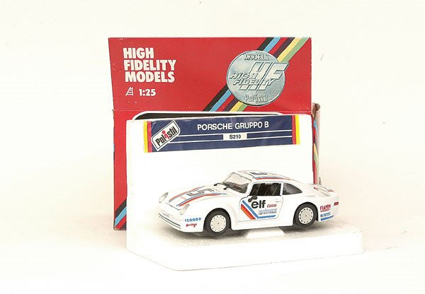 5022: Polistil No.S210 Porsche Group B Racer