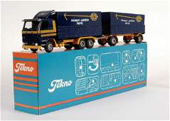 5741 Tekno Scania 142M Artic Truck and Trailer ASG