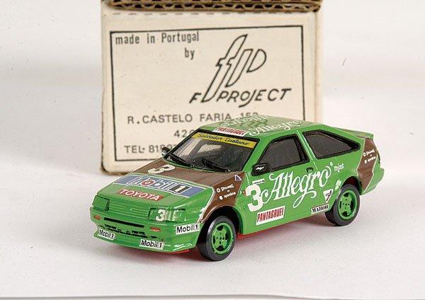 5966: F Project Toyota Corolla Rally Car