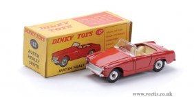 Dinky No.112 Austin Healey Sprite