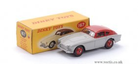 4: Dinky No.167 A.C. Aceca Coupe