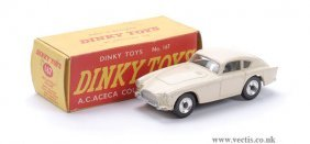 6: Dinky No.167 A.C. Aceca Coupe