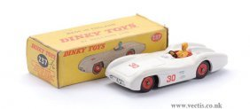 Dinky No.237 Mercedes Benz Racing Car
