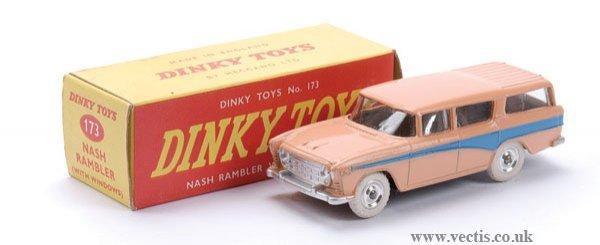 18: Dinky No.173 Nash Rambler