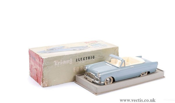 1005: Triang 1/20th scale Electric Ford Zephyr
