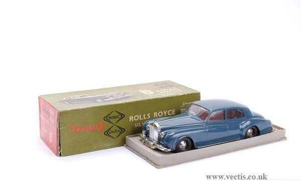 1006: Triang 1/20th scale Electric Rolls Royce