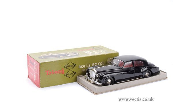 1007: Triang 1/20th scale Electric Rolls Royce