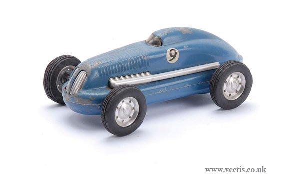 1009: Victory Industries Electric Aluminium Racer