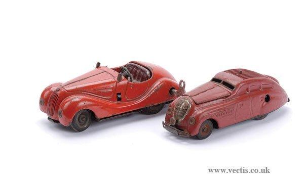 1010: Schuco Kommando and Examico Cars