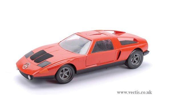 1023: Rex Toys (Germany) Large Mercedes C111 Racer