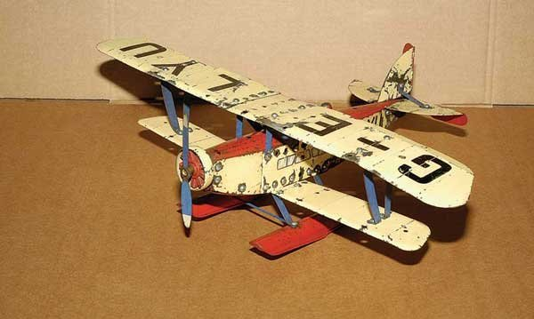 3015: Meccano No.1 Special Built as Sea Plane