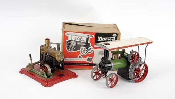 3054: Mamod Steam Plant