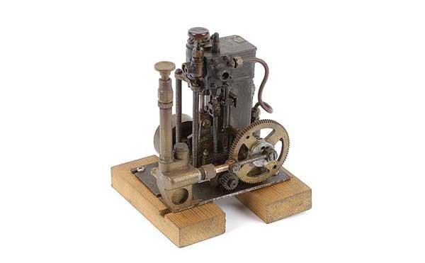3057: Vertical Steam Engine
