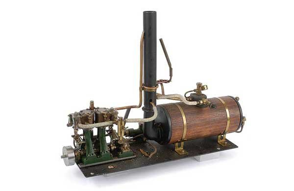 3058: Stuart Steam Items