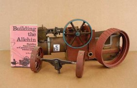 Allchin Royal Chester Traction Engine Parts