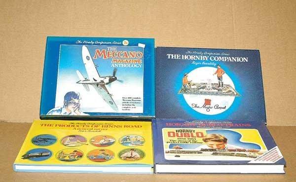 3067: New Cavendish Hornby Companion Series Books