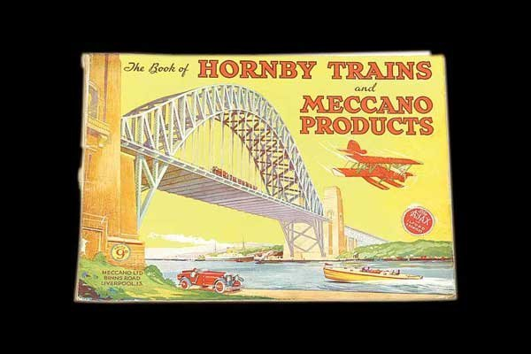 3071: Hornby 1934/35 Book of Hornby Trains