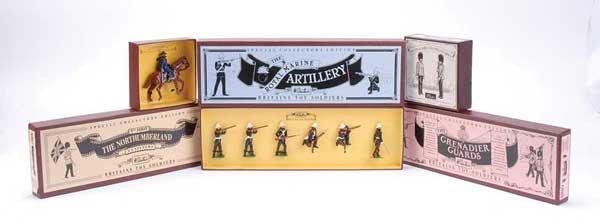 4016: Britains - Special Collectors Edition Sets