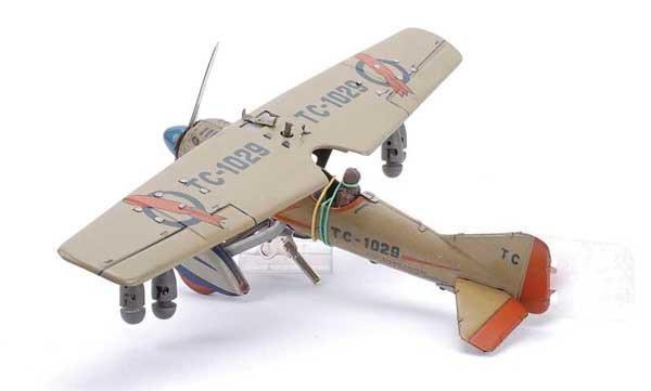 4178: Tipp & Co - TC-1029 Single Wing Bomber