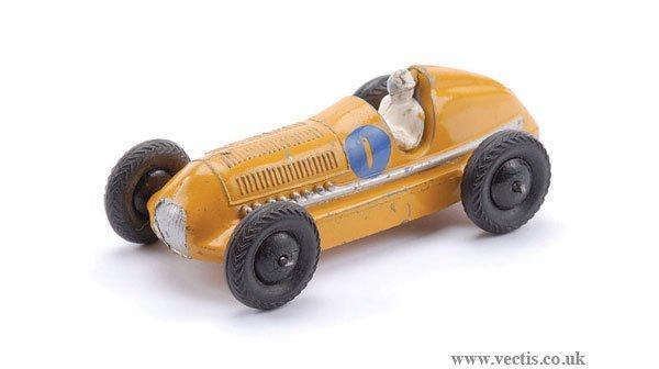 6: Dinky Pre-war No.22C Mercedes Racing Car