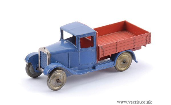 "11: Dinky Pre-war No.22C Motor Truck ""Hornby Series"""