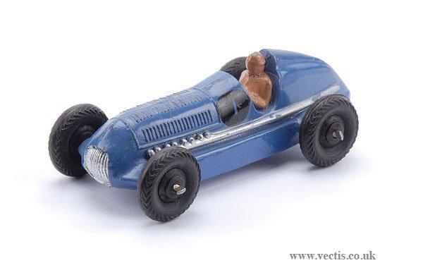 15: Dinky No.23C Mercedes Benz Racing Car