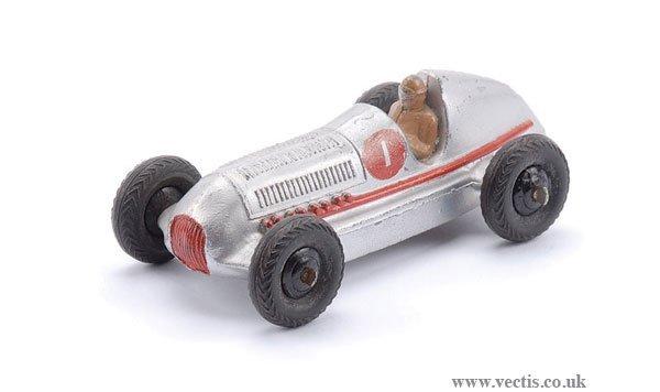 16: Dinky No.23C Mercedes Benz Racing Car