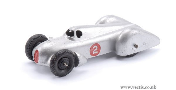 17: Dinky No.23B Auto Union Racing Car