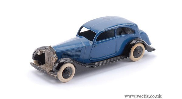 19: Dinky No.30B Rolls Royce