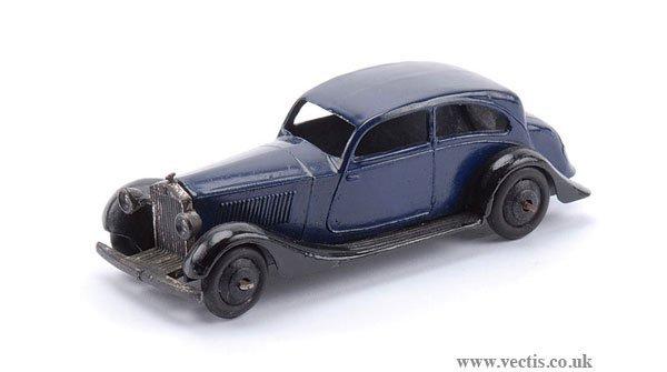 20: Dinky No.30B Rolls Royce