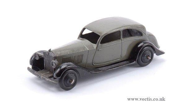 21: Dinky No.30B Rolls Royce