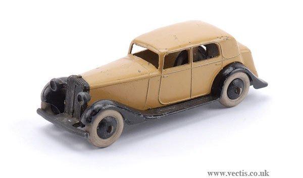 22: Dinky No.30C Daimler