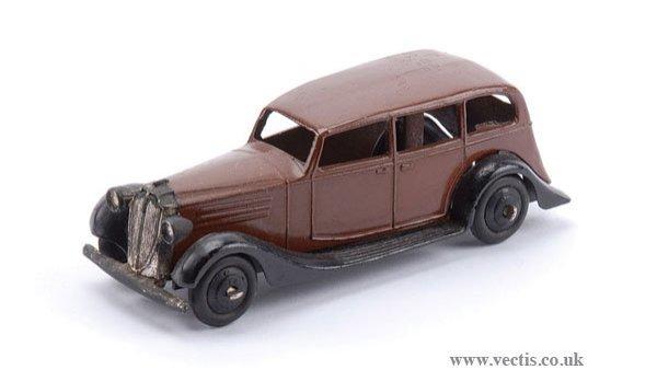 24: Dinky No.30D Vauxhall
