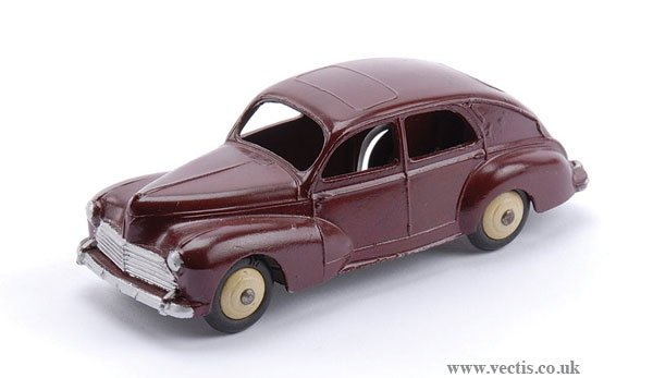 190: French Dinky No.23R Peugeot 203