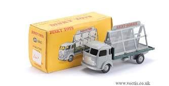 419 French Dinky No33C579 Simca Cargo Miroitier