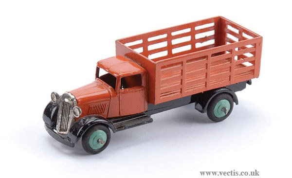 1002: Dinky No.25F Market Gardeners Lorry