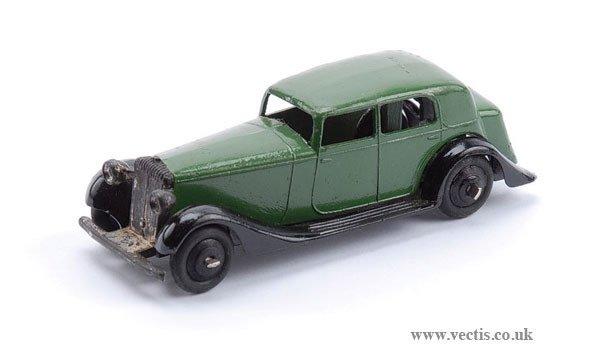 1009: Dinky No.30C Daimler