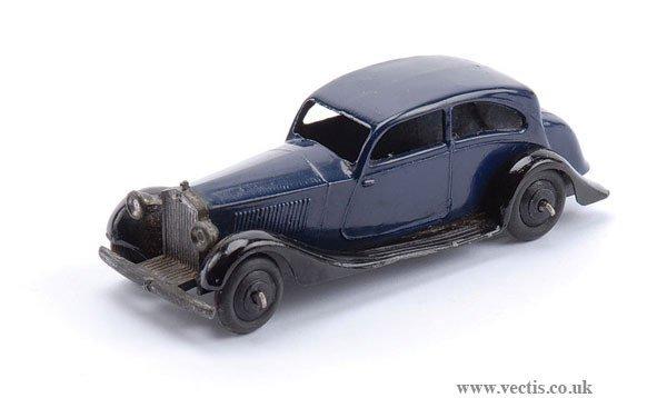 1010: Dinky No.30B Rolls Royce